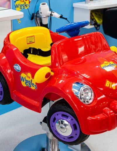 Wiggles Big Red Car